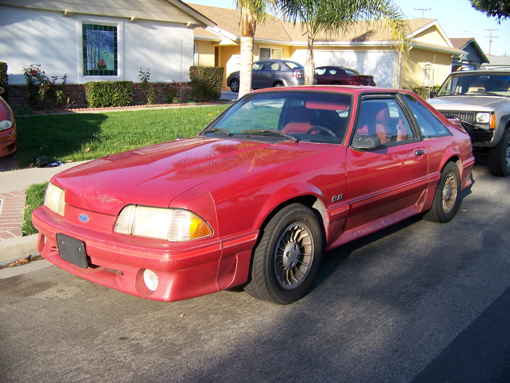 Another lostsheep2 1987 Ford Mustang post... - 11608415