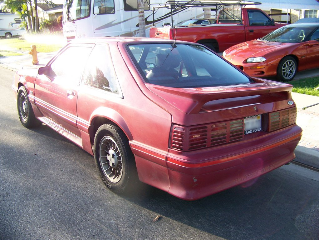 Another lostsheep2 1987 Ford Mustang post... - 11608417