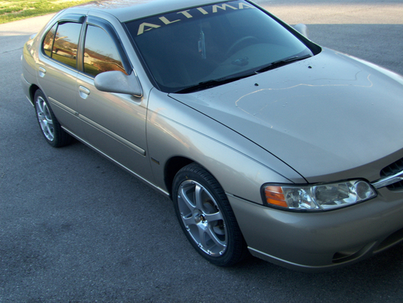 strangen 2001 Nissan Altima Specs Photos Modification Info at