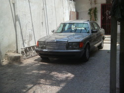 M_showman 1991 Mercedes-Benz 500SEL