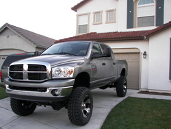 Bigjohnrobertss 2008 Dodge Ram 1500 Regular Cab