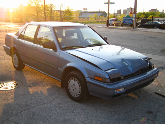Another Chicane_ 1989 Honda Accord post... - 11194153