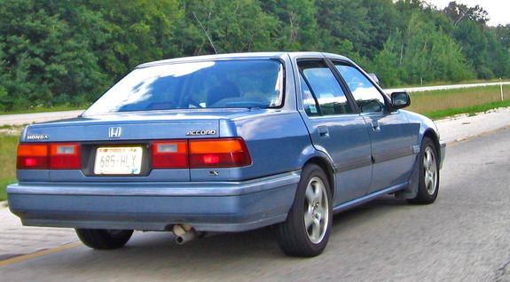 Another Chicane_ 1989 Honda Accord post... - 11194157