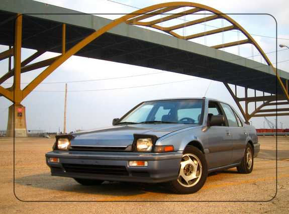 Another Chicane_ 1989 Honda Accord post... - 11194162
