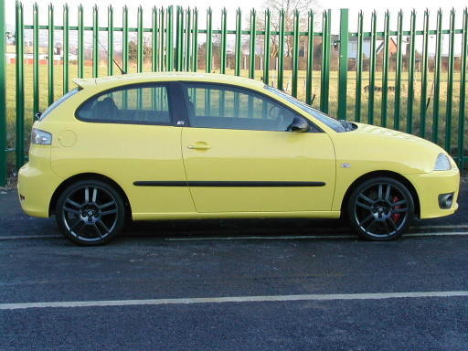 stevo8375 2005 seat ibiza specs photos modification info at cardomain. Black Bedroom Furniture Sets. Home Design Ideas