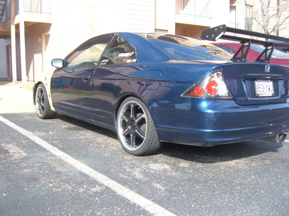 2002 honda civic wide body kit. Black Bedroom Furniture Sets. Home Design Ideas