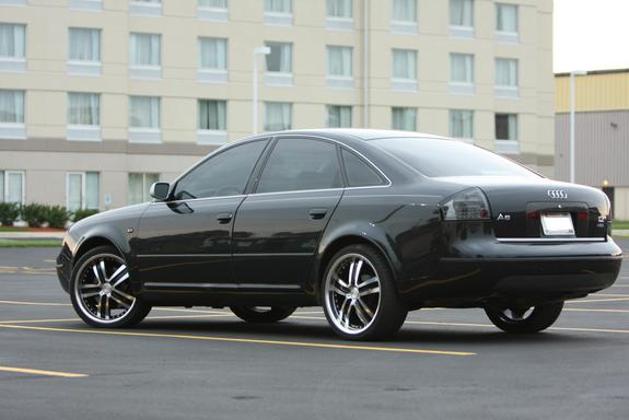 Spidy17 2001 Audi A6 Specs Photos Modification Info At Cardomain