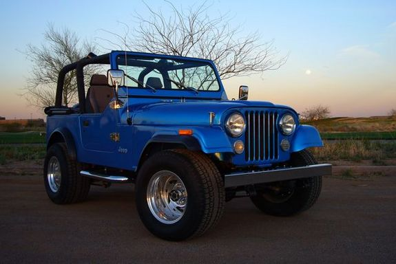 Coolpacer 1980 Jeep CJ7 11195071