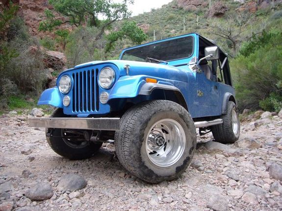 Coolpacer 1980 Jeep CJ7 11195074