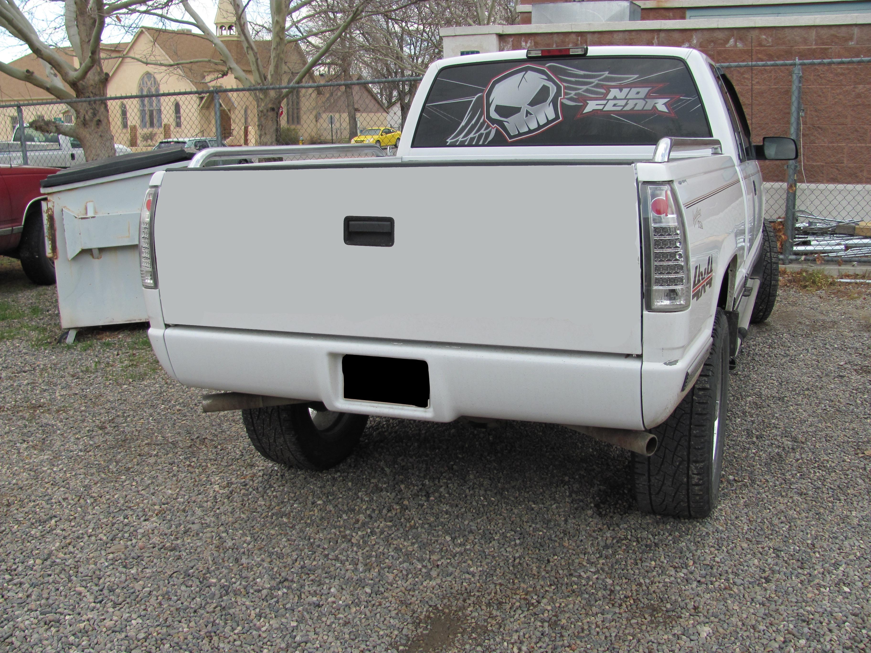 Another 6CHEVY-THUNDER1 1997 Chevrolet C/K Pick-Up post... - 11195705