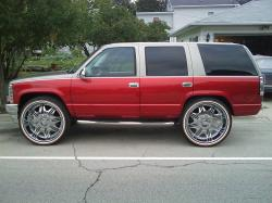 EAZYBABYs 1999 GMC Yukon