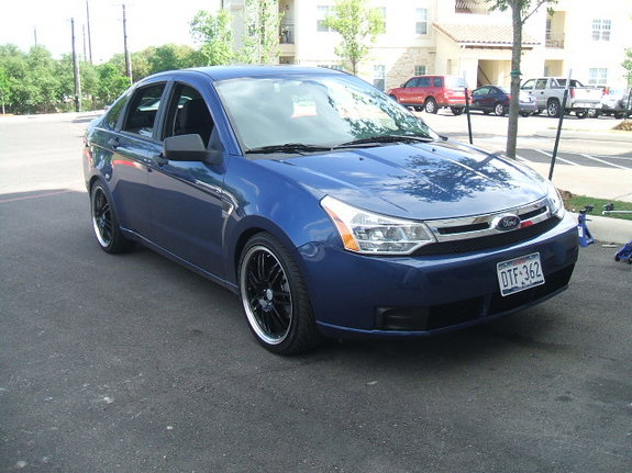 Another Slaychild 2008 Ford Focus post... - 11196504