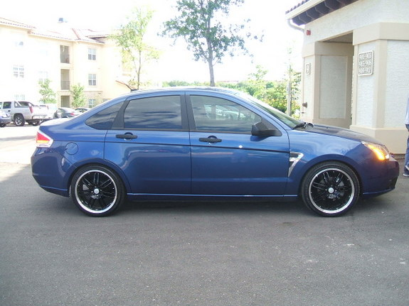 Another Slaychild 2008 Ford Focus post... - 11196505
