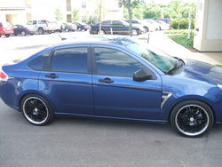 Slaychilds 2008 Ford Focus