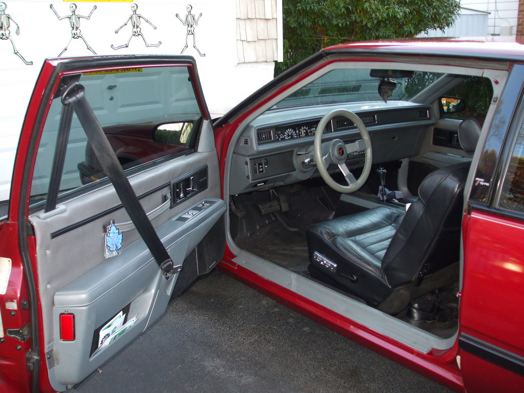 lus89t type 1989 buick lesabre specs photos modification. Black Bedroom Furniture Sets. Home Design Ideas