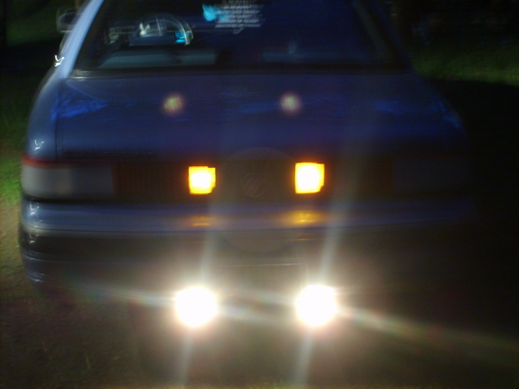 Another The_Famous_Lee 1994 Mercury Grand Marquis post... - 11196134