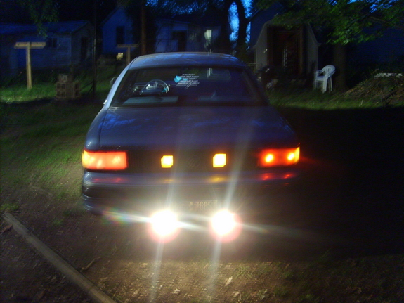 Another The_Famous_Lee 1994 Mercury Grand Marquis post... - 11196135