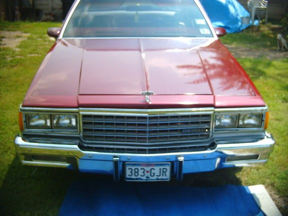 Another BuggsCaprice 1981 Chevrolet Caprice post... - 9645910