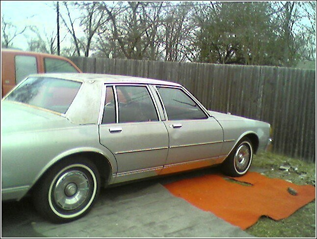 Another BuggsCaprice 1981 Chevrolet Caprice post... - 9645914