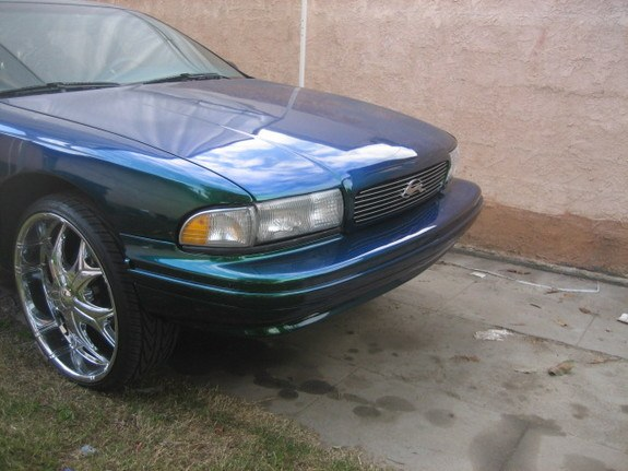 Another 22GEORGE 1995 Chevrolet Impala post... - 9520328