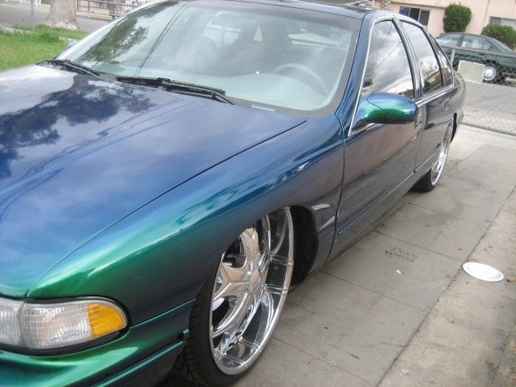 Another 22GEORGE 1995 Chevrolet Impala post... - 9520337