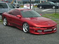 GARFIELDPGT 1993 Ford Probe