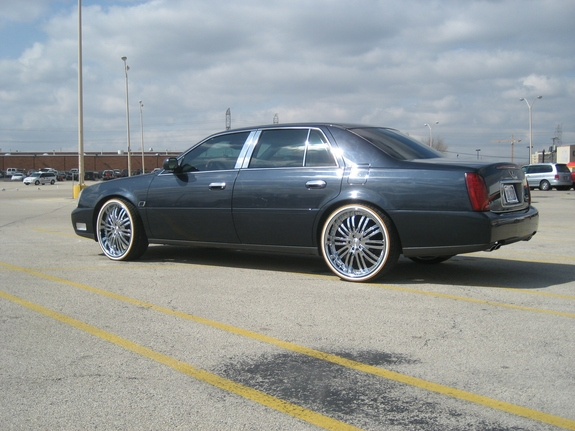 CHITOWNSILLEST 2004 Cadillac DeVille 11197377