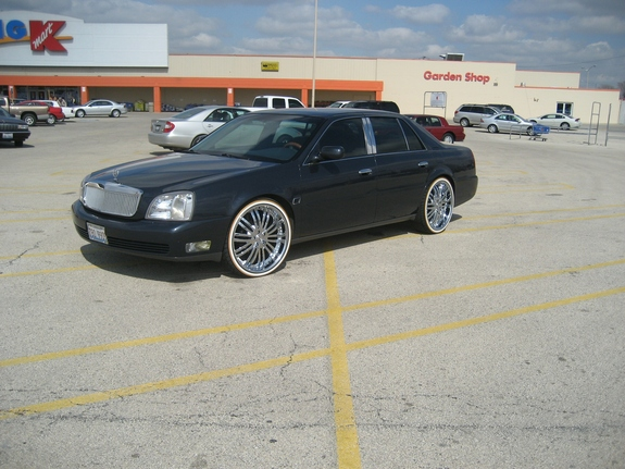 CHITOWNSILLEST 2004 Cadillac DeVille 11197378