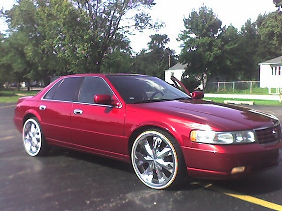 CHITOWNSILLEST 2004 Cadillac DeVille 11197387