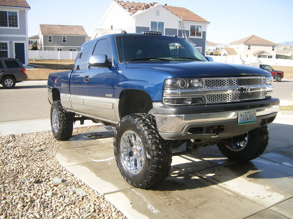 eddiedeanjones 2000 chevrolet silverado 1500 regular cab specs photos modification info at. Black Bedroom Furniture Sets. Home Design Ideas