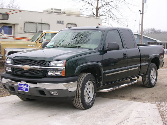 76 vette 2005 chevrolet silverado 1500 extended cab specs photos modification info at cardomain. Black Bedroom Furniture Sets. Home Design Ideas