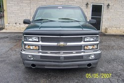 BIG-BOY-N-SC 1997 Chevrolet Silverado 1500 Regular Cab