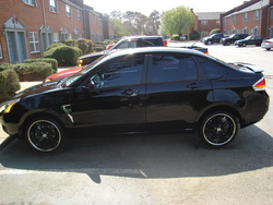 Gmoney1985s 2008 Ford Focus