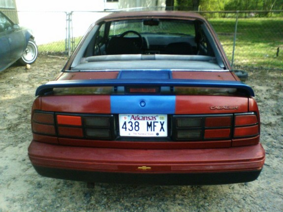 Another shawnlantto 1989 Chevrolet Cavalier post... - 11233666