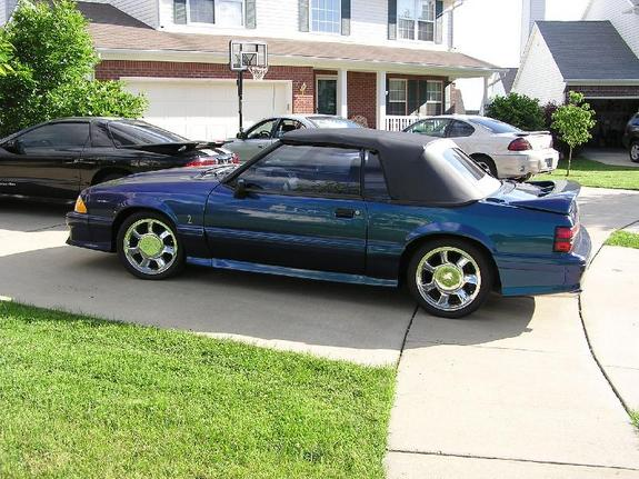 usmcpony 1993 Ford Mustang 11201112