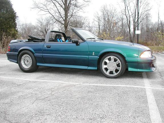 usmcpony 1993 Ford Mustang 11201122