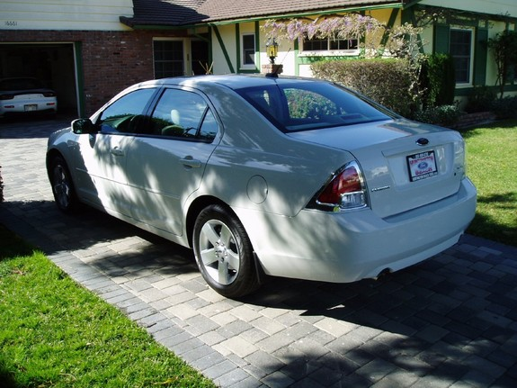 Another wstrohm 2008 Ford Fusion post... - 11200334
