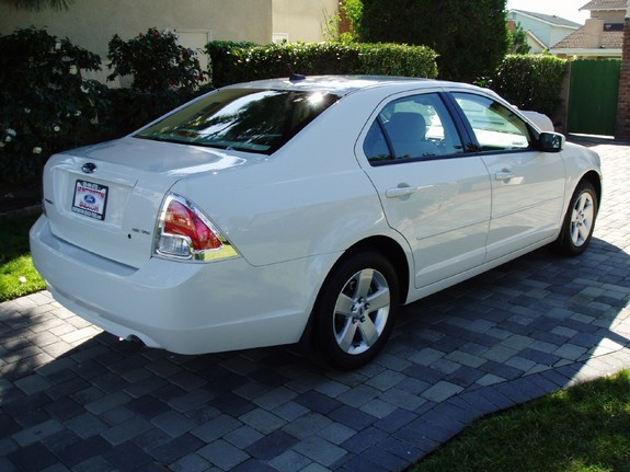 Another wstrohm 2008 Ford Fusion post... - 11200335