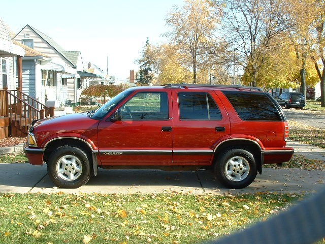 gmcdave 1996 chevrolet blazer specs photos modification info at cardomain cardomain