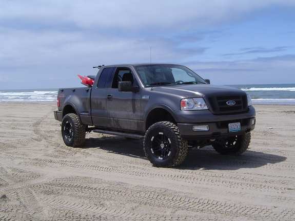 retrofin 2004 ford f150 regular cab specs photos modification info at cardomain. Black Bedroom Furniture Sets. Home Design Ideas
