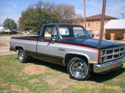 Garcia_84s 1984 GMC Sierra (Classic) 1500 Regular Cab