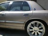 Dallas2LAs 1994 Mercury Grand Marquis