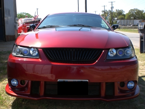 Another SIXTH-SENCE 2004 Ford Mustang post... - 11202091