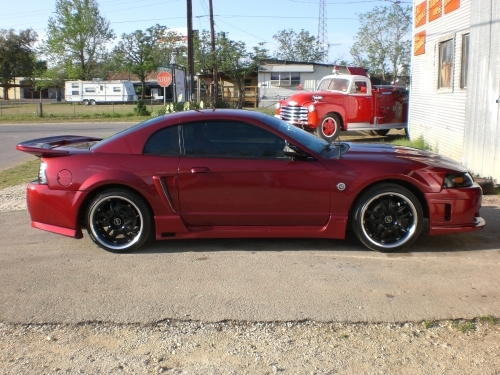 Another SIXTH-SENCE 2004 Ford Mustang post... - 11202096