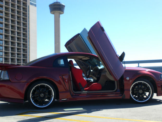 Another SIXTH-SENCE 2004 Ford Mustang post... - 11202116