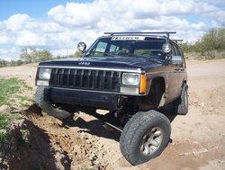 AZCAjeepers 1987 Jeep Cherokee
