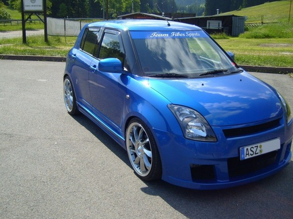 sunny boy 2006 suzuki swift specs photos modification info at cardomain. Black Bedroom Furniture Sets. Home Design Ideas