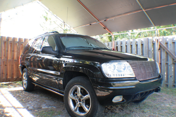 deejayelwood 2001 jeep grand cherokee specs photos modification info at cardomain. Black Bedroom Furniture Sets. Home Design Ideas