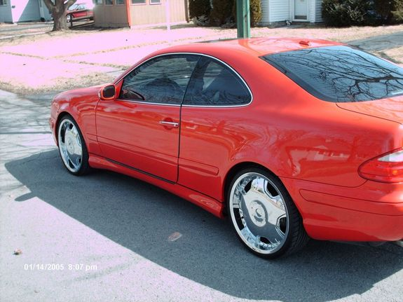 Another RICODAGREAT 1999 Mercedes-Benz CLK-Class post... - 11202993