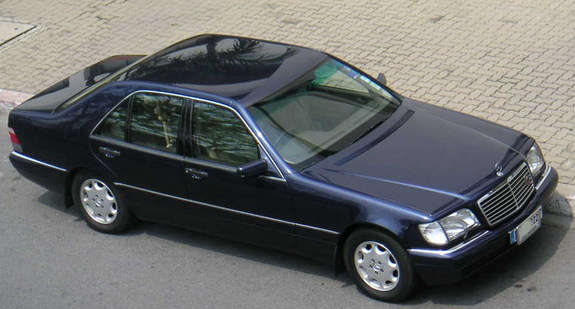Ericsirote 1996 mercedes benz s class specs photos for 1996 mercedes benz s500